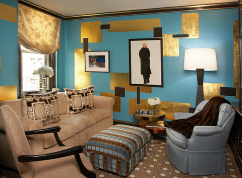 http://decojournal.com/img/turquoise-brown-interior.jpg