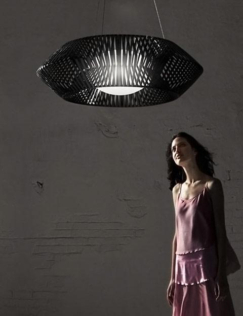 V ceiling lamp Hector Serrano