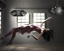 V Lamp By Hector Serrano