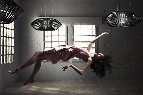 V lamps Hector Serrano