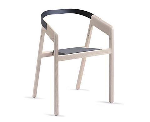 Wogg 42 armchair Jorg Boner blue 4